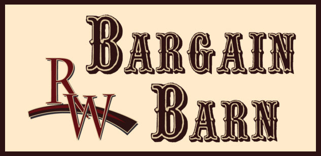 Bargain Barn Logo