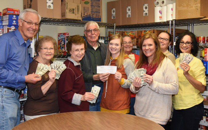 Great Bend Cookie Contest Proceeds Net 800 For County Food Bank