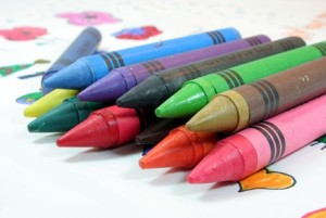 Emejing Coloring Books And Crayons Contemporary - New Coloring Pages ...