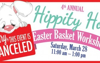 Children's Easter Basket Workshop at GBPL Canceled By Rosewood AKTION Club