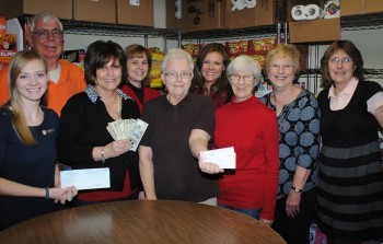 Holiday Cookie Contest Raises More Than $350 for County Food Bank