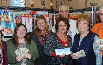 Great Bend Cookie Contest Proceeds Net $470 for County Food Bank