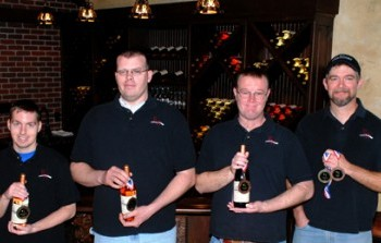 Three Rosewood Wines Medal in State Tasting Competition