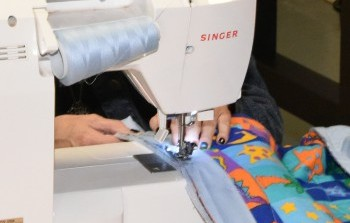 Quilting Classes in Session at Rosewood Gallery