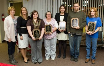 Rosewood Employees Honored for Milestone Years of Service
