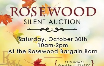 Silent Auction Deals Available Oct. 30 at Rosewood Bargain Barn