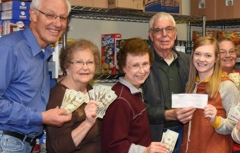 Great Bend Cookie Contest Proceeds Net $800 for County Food Bank
